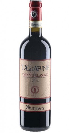 Villa Montepaldi TAGLIAFUNE 2009 Chianti Classico DOCG