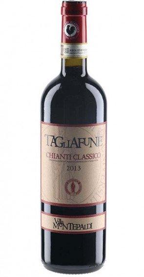 Villa Montepaldi TAGLIAFUNE 2016 Chianti Classico DOCG