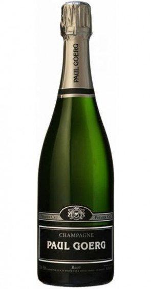 Paul Goerg  Champagne Brut Vintage 2007 Champagne Premier Cru