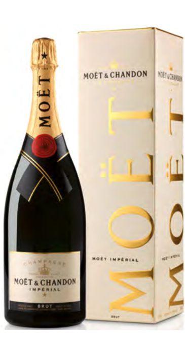 Champagne Moët Impérial astucciato Magnum