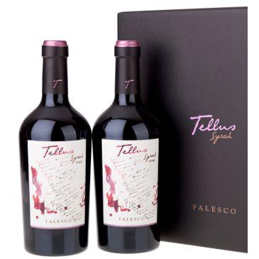 Tellus confezione due bottiglie
