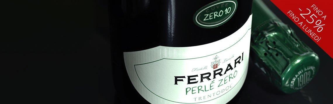 Acquista online i vini Ferrari Trento Doc a prezzo speciale