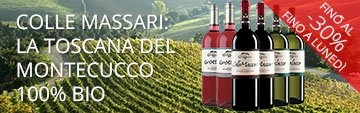 Acquista on line i vini Montecucco Bio di Colle Massari