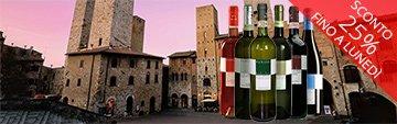 Acquista online i migliori vini di San Gimignano a prezzo speciale
