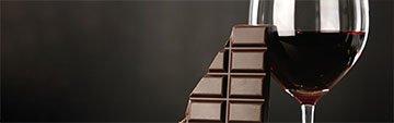 Acquista on line i vini da abbinare al cioccolato
