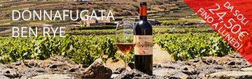 Compra online il Donnafugata Ben Rye Passito di Pantelleria