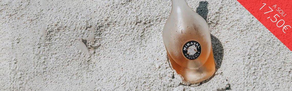 Miraval: il rosé più famoso al mondo